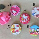 11. Priponke Hello Kitty    ICa-e = 1 eur