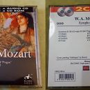 18. Mozart CD    IC = 2 eur