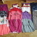 Kupim komplet oblačil jesen-zima vel. 122