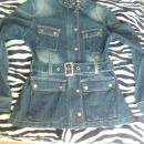 nova zenska jakna jeans XL