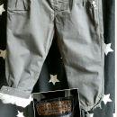 Zara podložene hlače 12-18m; 4€