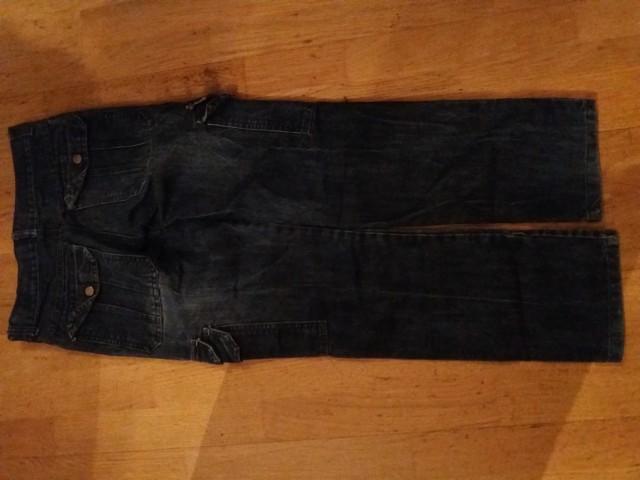 Hlače jeans 152 ,13 -14 let
