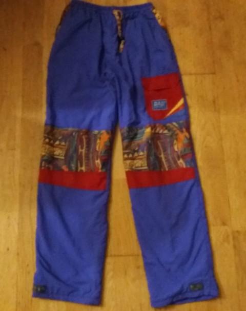 Smučarske hlače 10let-140-146