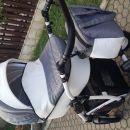 voziček WhiteLux 4/1
