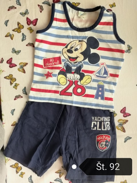 Fantovska oblačila - št. 92 - foto