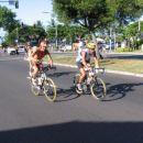 Jani v prvem delu kolesarske preizkusnje