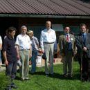Delegat-Denis Kuzelj, sodnik-Rajko Rotner,gost župan MB Boris Sovič-z desne