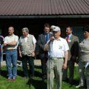 Otvoritev društvene specialne razstave za Kraševce; 22.5.2005