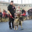 Druga med nladimi psičkami se je predstavila Daša Srednjedravska