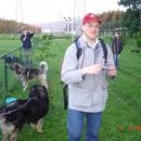 8.6.2006 se je skupina kraševcev in njihovih lastnikov odpravila na evropsko razstavo psov