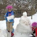 Postavimo snežaka!