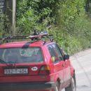sredi avgusta nekje v Bosni