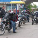 na pumpi v Bitoli