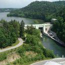 elektrarna zaradi katere je nastalo Zbiljsko jezero