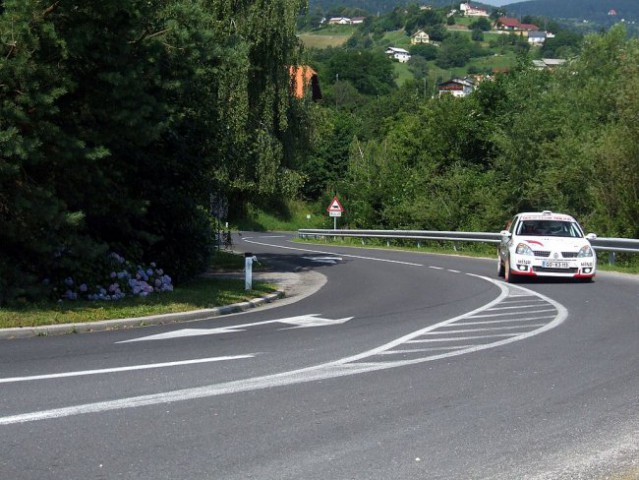 ŠKODA RALLY 2006 - foto