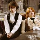 Harry & Ron na Yule ball