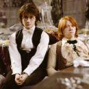 Harry & Ron na Yule ball