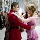 Viktor in Hermiona plešeta