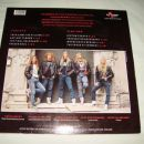 Mezzrow - Then Came the Killing LP (1990, Active Records) - back
