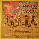 Twisted Sister - Come Out and Play LP (1986, Atlantic) - back