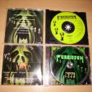 Forbidden - Twisted into Form  '90 Combat + '99 Century Media