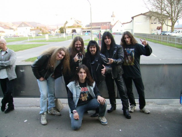 With Exciter, Keep it True 8.4.06