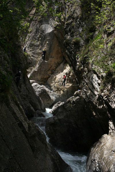 Pirknerklamm, 22.5.2010 - foto