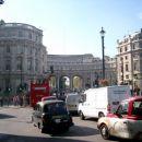 trafalgar square, lejpi trg, gužva, turisti