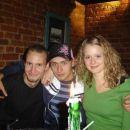 Zapiecek @ Urodziny KAsi S. 16.09.05 Sebastian & Ja & Agnieszka