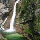 Slap Savice/ Savica waterfall
