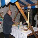 naša stojnica ob novoletni prireditvi v  Medodah