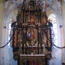 oltar v sv. Marjeti