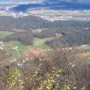panorama Žleb