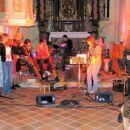 Koncert skupine Uluru v cerkvi sv. Marjete