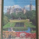 Puzzle slika grad, cena 10eur