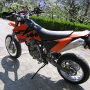 KTM 625 SMC 2006 [novi]