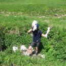ostanki mrhovišča na Vali