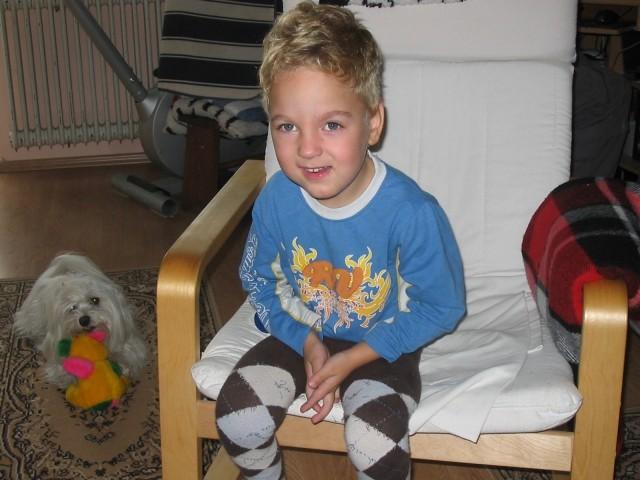 Žan 1 November 2008 - foto