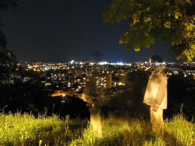 Ljubljanski grad experimentiranje - foto povečava