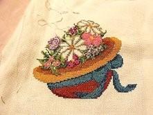 Pomladni klobuček