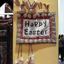 velikonočni zajčki skupaj