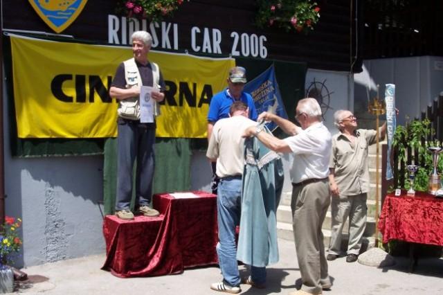 RIBIŠKI CAR 2006 - foto