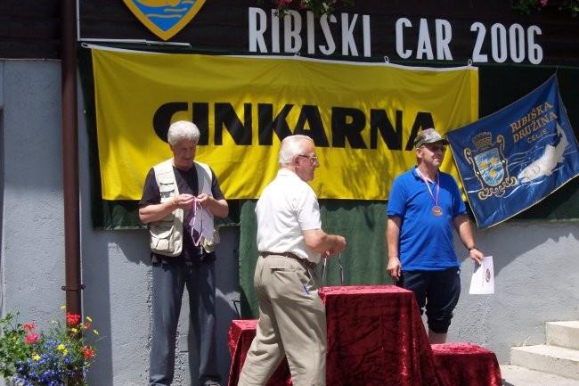 RIBIŠKI CAR 2006 - foto povečava