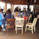 Obložena miza in lačna Sporty :-)))