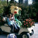 Arboretum in velikanski tulipan z vozniškim izpitom