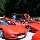 Bled -srečanje športnih avtomobilov