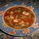 Kisla zelenjavna juha