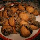 orehovo čokoladni hlebčki