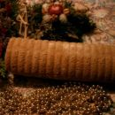 pirina štručka iz rebrastega modela