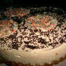 torta s parfe kremo